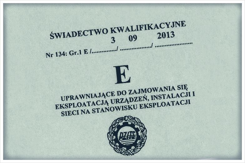 Świadectwo kwalifikacyjne - Sworny Tłumaczenia Przysięgłe przez Internet