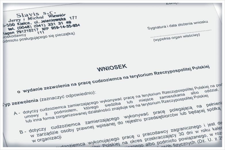 Zatrudnianie cudzoziemców - Sworny-Tłumacz Przysięgły online